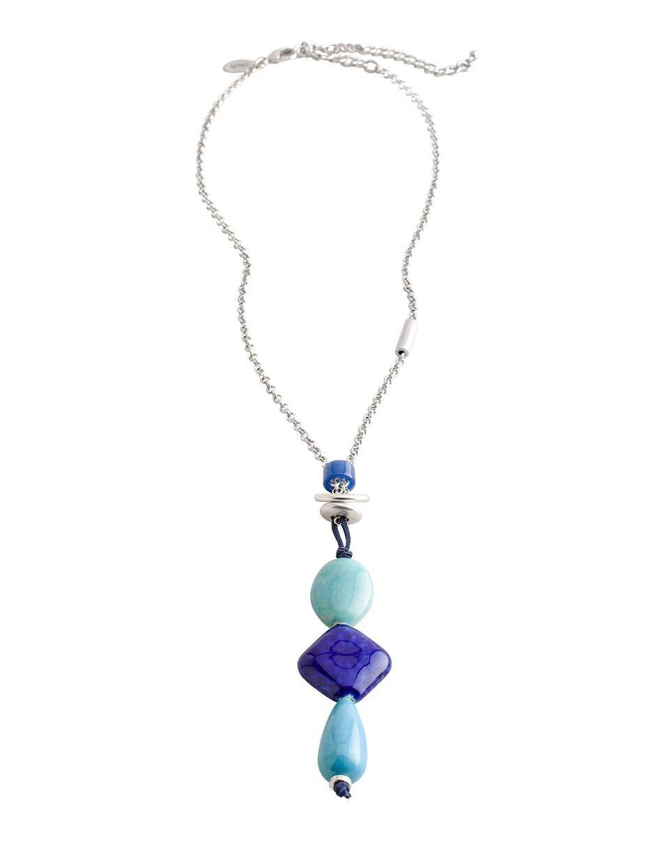 8ab094fc7123 Collar Additions con pedrería de fantasía